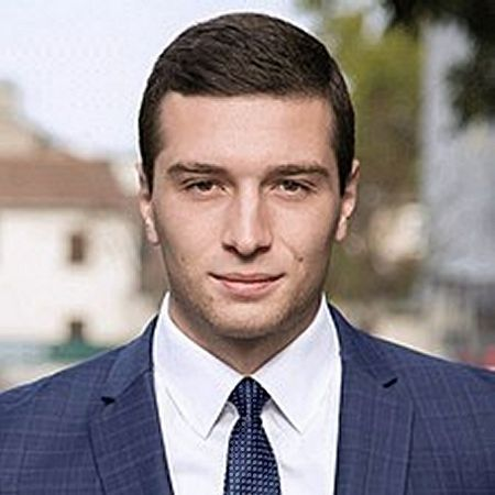 1cd77a14e2 Jordan Bardella, 23, has a blistering political career with a full resume.  Born in Drancy in 1995, he grew up in Seine-Saint-Denis.